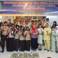 Ketahanan Nasional Pemuda (Tannasda) 2015 di Hotel Akasia