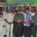 Reuni Alumni dan Buka Bersama di Mako Menwa 041 UR
