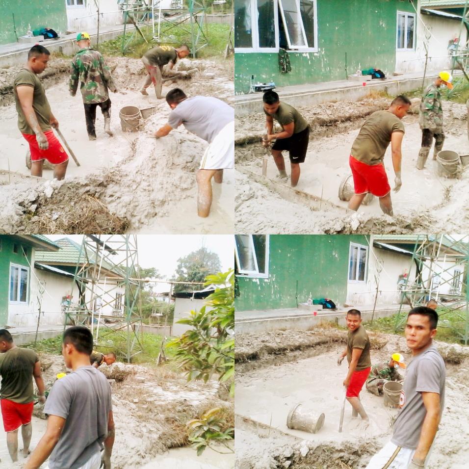 Gotong royong, 24 Sept 2015