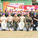 Serah Terima Jabatan Komandan Resimen Mahasiswa Batalyon 041/Indra Buana Universitas Riau