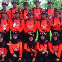 Resimen Mahasiswa mengikuti Diklatsar yang di adakan BPBD Kota Pekanbaru di Hotel Ratu Mayang Garden