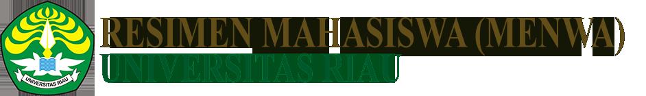 KOMANDO RESIMEN MAHASISWA BATALYON 041/INDRA BUANA UNIVERSITAS RIAU